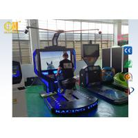 China Life Size Horse Virtual Reality Simulator For Shopping Mall / Park / Plazas on sale