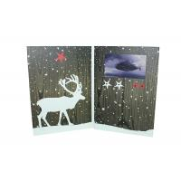 China video greeting card say hello to your clients or potential customers wholesale