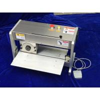 Buy cheap Blade Moving FR4 Alu PCB Board Depaneling Machine With Linear Blades product