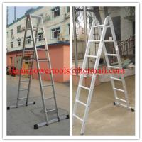 Buy cheap Aluminium Telescopic and extension ladder&household ladder product