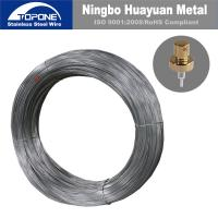 0.65mm Stainless Steel Spring Wire Soap Pump Use High Temperature Resistance