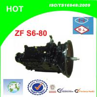 China ZF Gearbox S6-80 Manufacturer for Golden Dragon on sale