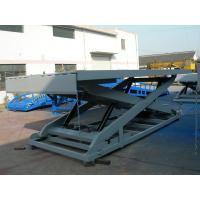 Buy cheap 380V 1 - 20T Scissor Lift Platform with large Load capacity for workshops , warehouse product