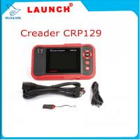 Buy cheap Newest Software Launch Creader CRP129 OBDII/EOBD Auto Code Scanner free update online diagnostic for 4 system product