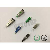 Buy cheap Female to Male Fiber Optic Attenuator LC SC FC MU 1-30dB For PON WDM DWDM LAN product