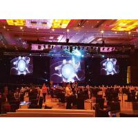 Buy cheap Indoor Rental LED Display with Various Module Options, Slim Light Weight Cabinet product