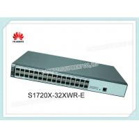 Buy cheap S1720X-32XWR-E Huawei S1720 Series 31 x 10GE SFP+, 1 AC Power Fixed from wholesalers