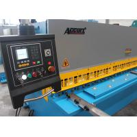 Buy cheap CNC Control Hydraulic Shearing Machine Low Tolerance CE ISO Certification product