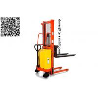Buy cheap Semi-electric Pallet Stacker SPN10 product
