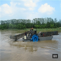 Buy cheap Reservoir 125KW 5500m3 Weed Harvester Boat 10.5m Length product