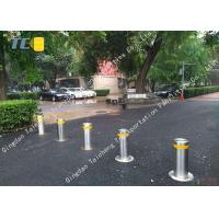 Buy cheap High Security Hydraulic Retractable Bollards Telescopic Parking Post Rustproof product