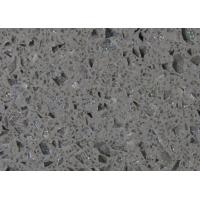 Buy cheap grey quartz stone, countertops, flooring, stone wall, stone tile,quality stone, coffee table,60 inch vanity,cabinet product