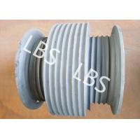 Buy cheap Stainless Steel Variable Diameter Wire Rope Drum For Hoist Machinery product