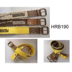 Cotton belt,jacquard webbing, knitted belt