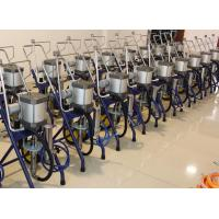 Quality S S Pneumatic Paint Sprayer For House With Pressure Ratio 65:1 for sale