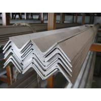 China ASTM A36, EN 10025 S275JR, Q235 Steel Angle With Custom Equal or Unequal Angle on sale