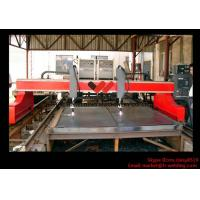 Buy cheap Plasma CNC Cutting Machine for Stainless Steel / Carbon Steel High Precision CNC Cutting Tools product