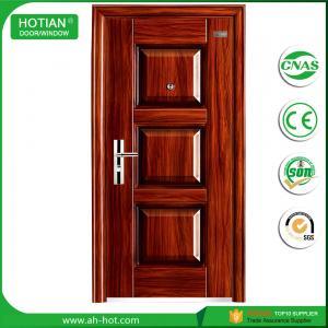 Buy cheap China Suppliers Turkey Door Design Security Steel Door for Apartment product