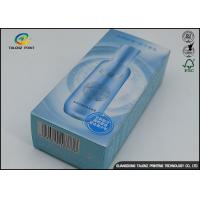 China Custom Printed Fancy Empty Packaging Paper Cosmetic Box For Skin Care on sale