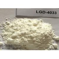 Buy cheap Healthy Bodybuilding Sarms Raw Powder LGD-4033 / Ligandrol CAS 1165910-22-4 product