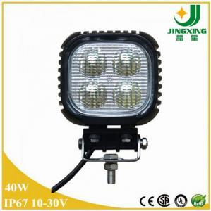 Buy cheap Long Life Span 40W car led work light 12V cree Led Auto Car Lighting product
