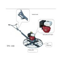 Buy cheap Via Safe Switch Petrol Power Trowel Machine By Handle Push In 46 Inch product