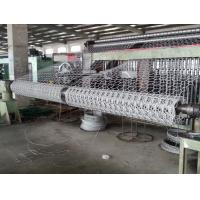 Buy cheap Heavy Duty Galvanised Gabion Machine Wire Mesh Hexagonal 4300mm Width product