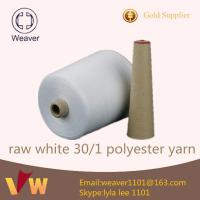 Quality Bright 100% spun polyester sewing thread manufacturer in china for sale