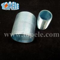 "Buy cheap 1/2"" To 2"" Carbon Steel RMC/RIGID Conduit Nipple Electro Galvanized All Thread product"