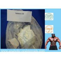 Buy cheap Testosterone Blend Sustanon 250 Injectable Anabolic Steroids Powder / Liquid For Muscle Building product