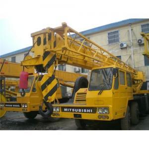 Buy cheap TADANO TL 300E-3 used truck crane product