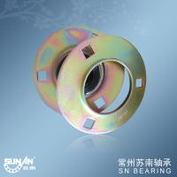 Buy cheap Pressed Steel Ball Bearing Unit For Metallurgy PF207 , Medical Bearing product