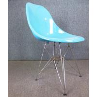 Quality Coffee Shop Restaurant Dining Chairs , PP Plastic Cool Restaurant Chairs for sale