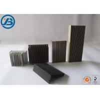 Buy cheap Magnesium Alloy Radiators Heat Sink Extrusion Profiles Multi Material Model product