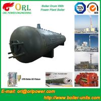 Buy cheap Customization Diesel Boiler Drum Thermal Insulation With Water Tube from wholesalers