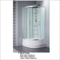 Buy cheap Multi Functional Bathroom Shower Enclosures 900*900*2000mm with Shower Seat product