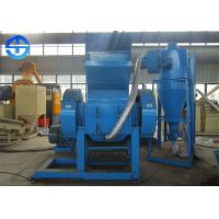 Buy cheap Scrap Motor Stator Recycling Machine Copper Wire Separator 10000×8000×2500 Mm product