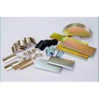 Buy cheap OEM & ODM Design Sintered NdFeB Magnets or Flat Magnets Zn coat N42 N45 N48 neodymium product