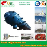 Buy cheap Petrochemical Industry Solar Boiler Mud Drum With High / Low Pressure product