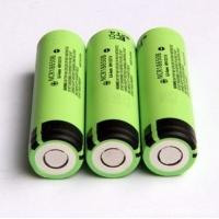 Buy cheap 3400mAh Pansonic NCR18650B 18650 Lithium ion battery product