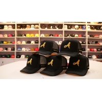 Buy cheap Customized logo design flat embroidery or printing mesh trucker hat baseball dad hats product