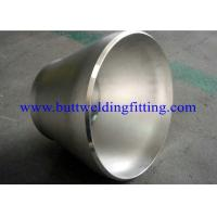 "Buy cheap 12"" SCH80S Stainless Steel Reducer Con Reducer ASME / ANSI B16.9 ASTM A403 WP304H / 310H from wholesalers"