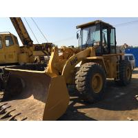 Buy cheap Front End Loader Second Hand Wheel Loaders , 966G Cat Track Loader 5200h 22.8 T product