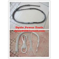 Buy cheap Cable grip,Support grip- Cable grip,Cable socks,Single eye cable sock product