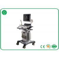 Buy cheap Automatically / Manually Color Doppler Ultrasound Scanner For Pregnancy Baby Checking product