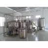 China  SUS304 Automatic Milk Pasteurization Machine 500L - 500000LD  for sale