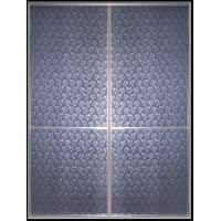 Buy cheap 9mm / 15mm MDF & Leather Upholstered Doors, Interior Wardrobe Sliding Door For from wholesalers