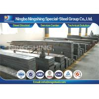 Buy cheap Professional O1 Mold Steel / Cold Work Tool Steel Flat Bar For Bolster Dies product