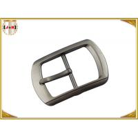 Buy cheap Single Pin Metal Center Bar Replacement Belt Buckles Zinc Alloy Material from wholesalers