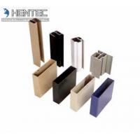 Buy cheap OEM Aluminum Window Extrusin Profiles With Finished Mchining product